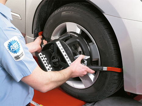 KDS Wheel Alignment  Ayrshire Independent BMW  Mini Specialists